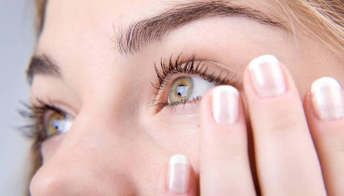 Cligner l'œil : blepharospasme