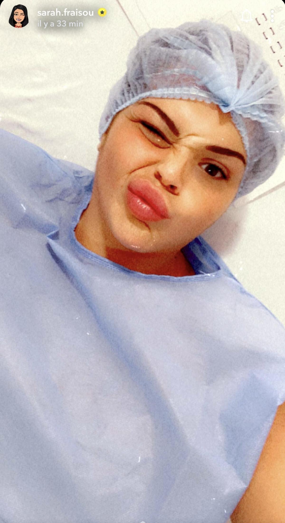 operation sarah fraisou